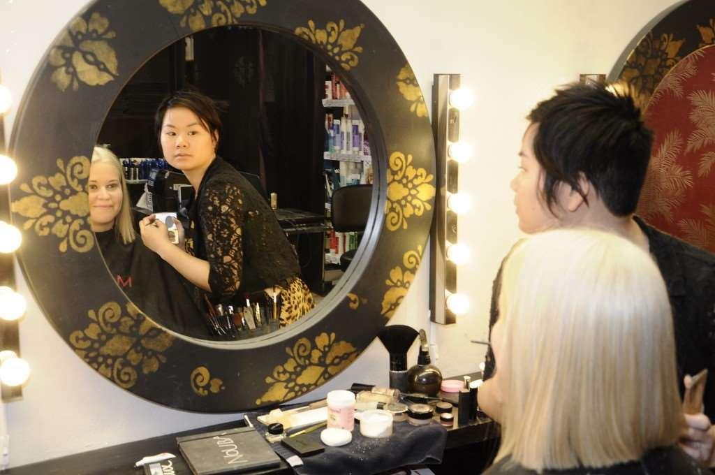 bts makeup