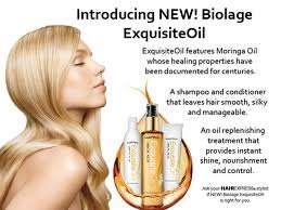 biolage moringaolja