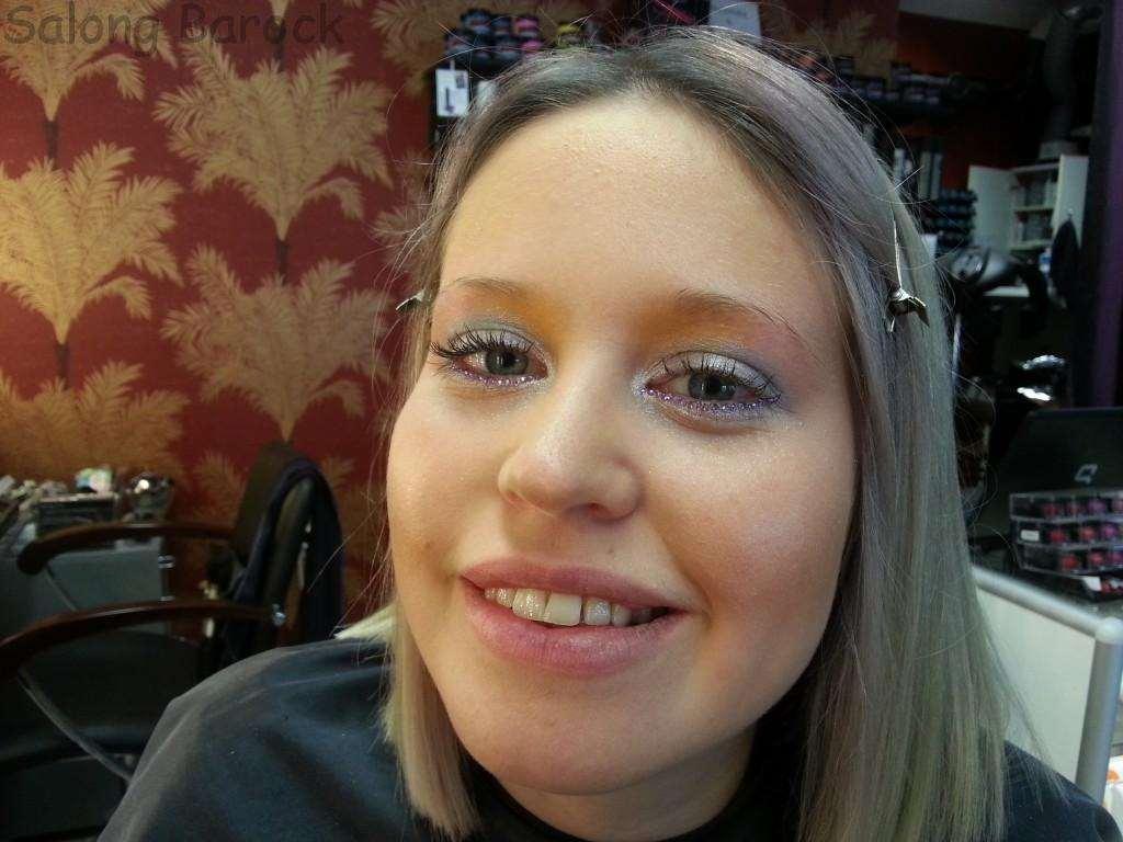 bling makeup